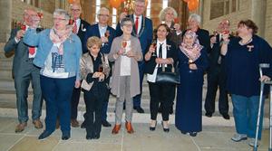 Koninklijke onderscheidingen in Lettele 2017